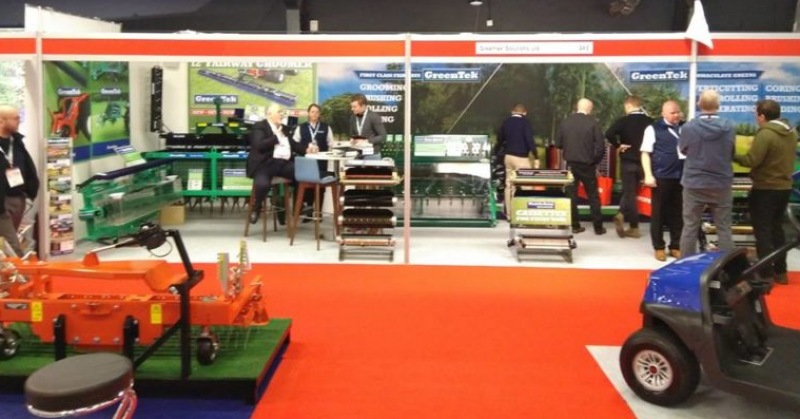 GreenTek stand popular at BTME