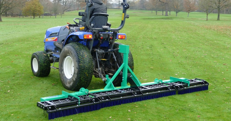 What is new in fairway and outfield turf maintenance?